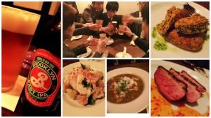 【社内食事会の様子】10月も有難うございました!