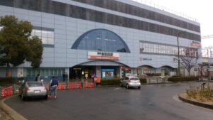 岸和田駅周辺の学習塾をされているお客様をご訪問