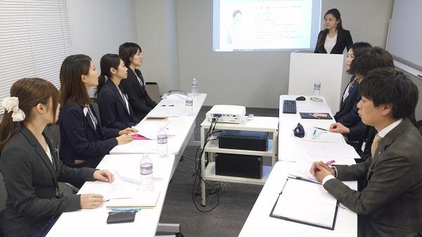 S&Eパートナーズビジネスマナー研修