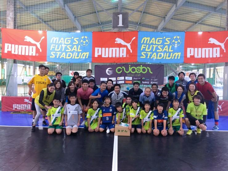 フットサル元日本代表・松宮さん主催のフットサルイベントに参加してきました。【第3弾】